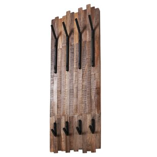 Eck Wall Mounted Coat Rack By Union Rustic