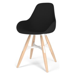 Zigzag Dimple Pop Side Chair