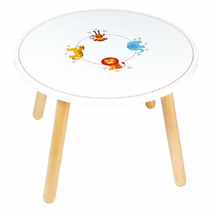 Jungle Animal Children's Writing Table by Just Kids