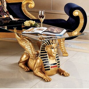 Searching for Egyptian Coffee Table By Design Toscano