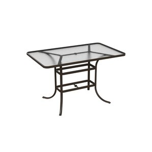 Umbrella Bar Table by Tropitone