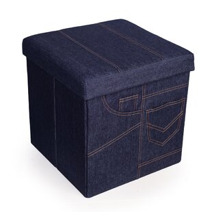 Alice Storage Ottoman by Viv +..