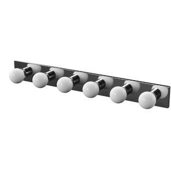 Wrought Studio Castello 6 Light Bath Bar Reviews Wayfair