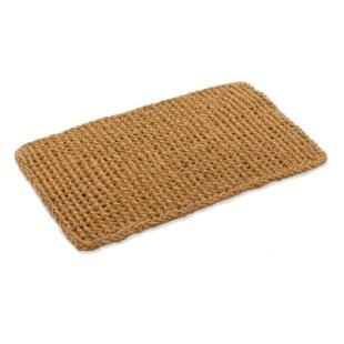 Cordie Basket Weave Doormat  sc 1 st  Joss \u0026 Main & Doormats | Joss \u0026 Main