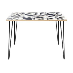 Gaige Dining Table by Orren Ellis New