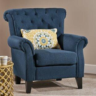 Blue Accent Chairs | Birch Lane