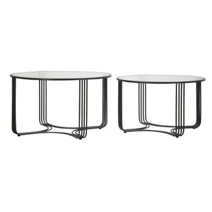 Defazioo 2 Piece Coffee Table Set By Williston Forge