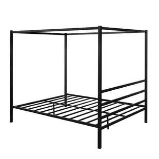 Abbagayle Queen Canopy Bed by Latitude Run