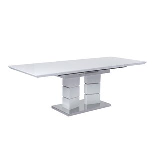 Orren Ellis Westra Extendable Dining Table