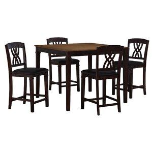 Camden 5 Piece Counter Height Dining Set ..