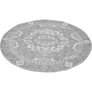 Norwood Gray Area Rug by Charlton Home