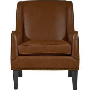Andover Leather Armchair by Tommy Hilfiger