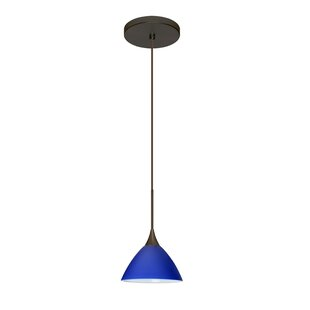 Besa Lighting Domi 1-Light Cone Pendant