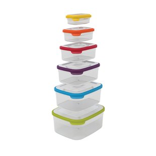 Nest 6 Container Food Storage Set