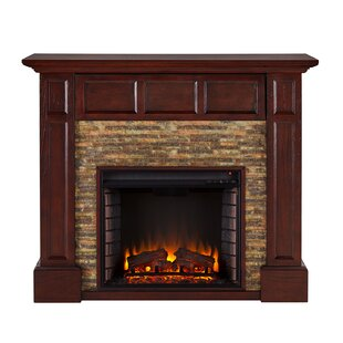 Electric Fireplace by Alcott H..