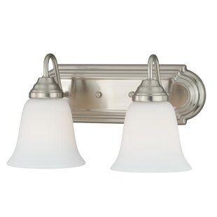 Vaxcel 708 Series 2-Light Vanity Light