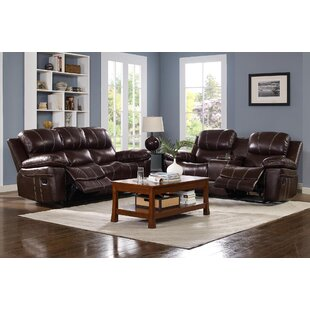 Mcelhaney Reclining Motion Configurable Living Room Set by Latitude Run