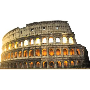 Italy Colosseum Cardboard Standup By Advanced Graphics