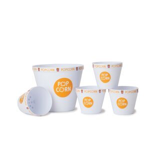 Whirley-Pop Popcorn Bucket Set by Wabash Valley Farms