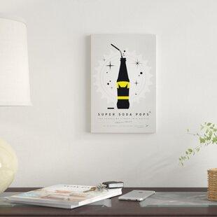 'Super Soda Pops VII' Graphic Art Print on Canvas ByEast Urban Home