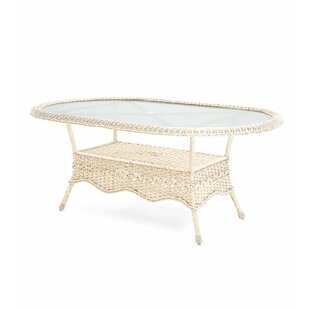 Prospect Hill Wicker Dining Table