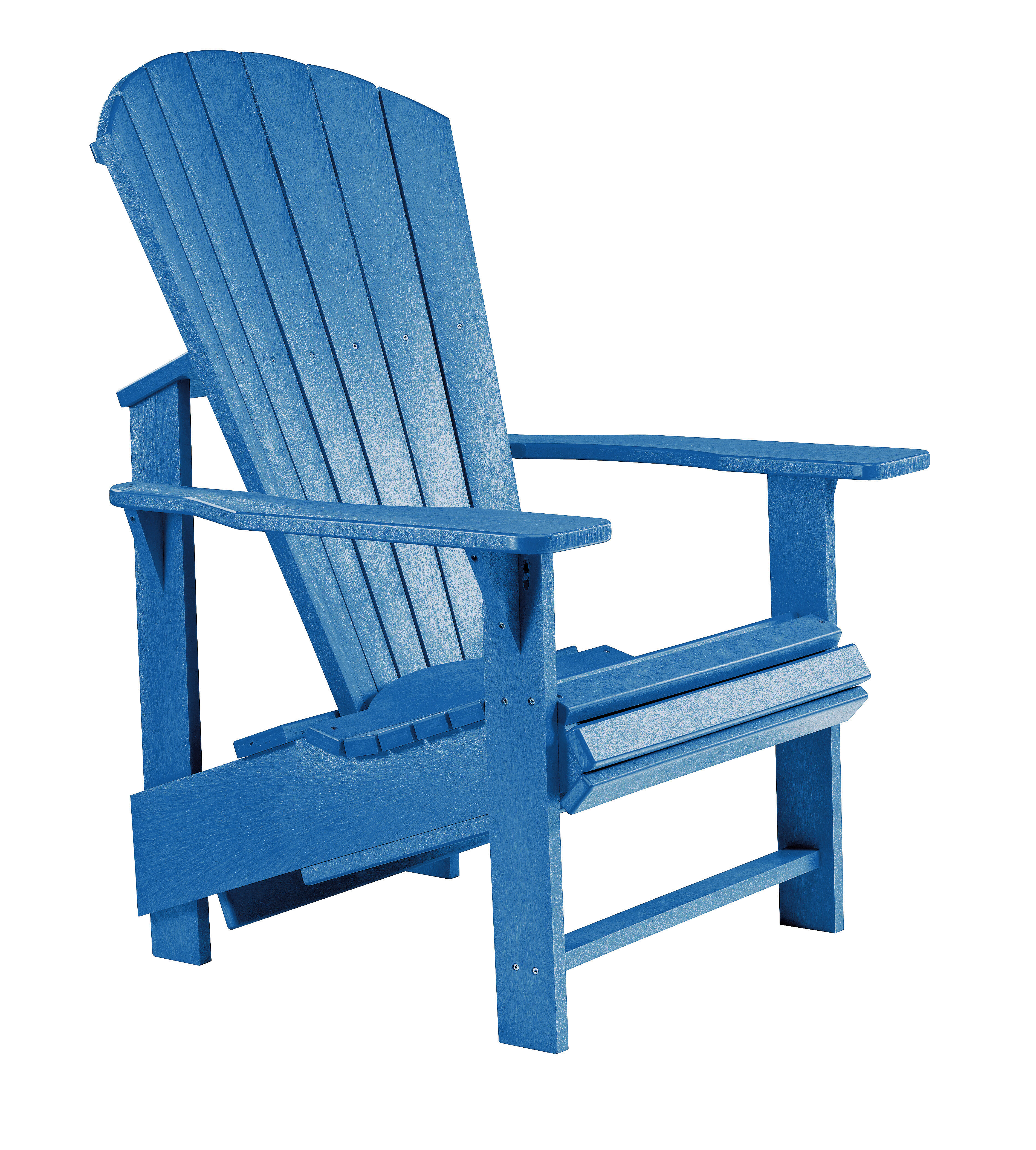 Picture of: Generation Line Upright Plastic Resin Adirondack Chair Reviews Joss Main