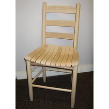 Adult Ladder Back Side Chair by Dixie Seating Company
