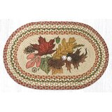 Autumn Leaves Rug Wayfair