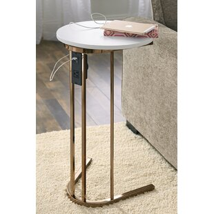 Ayan End Table by Orren Ellis