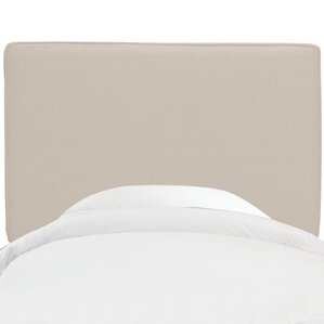 Middleburg Linen Upholstered Headboard by Rosecliff Heights
