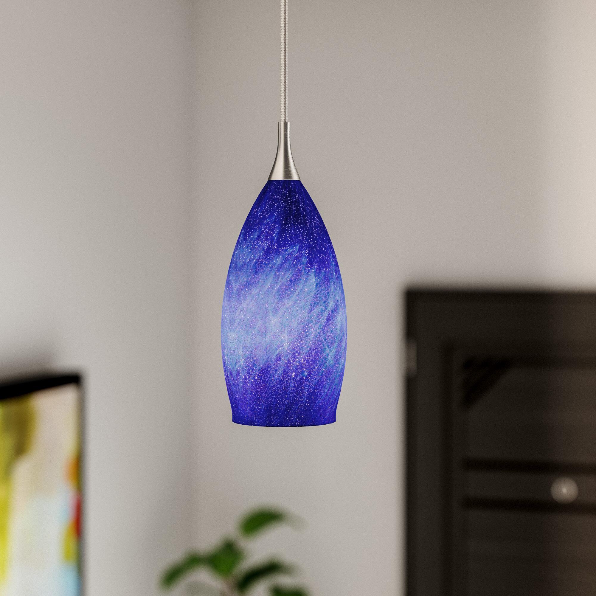 Wrought Studio Chamberland 1 Light Single Bell Pendant Reviews Wayfair