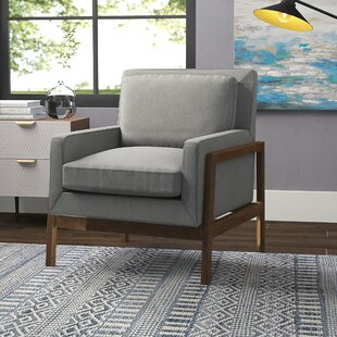 Hannum Armchair by Ivy Bronx Read Reviews