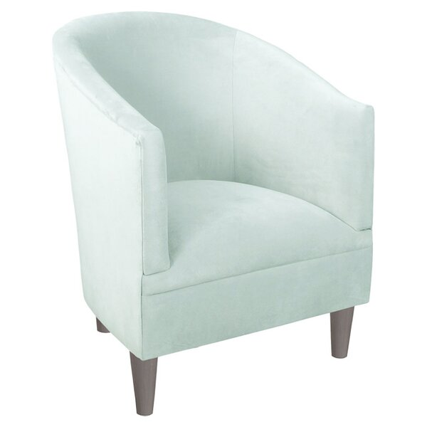 Skyline Furniture Laura Barrel Chair Wayfair