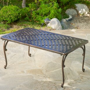 Fleur De Lis Living Cesar Coffee Table