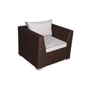 Bay Isle Home Mesquite Patio Chair with C..
