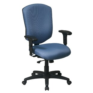 Office Star Products Work Smart High-Back Desk Chair