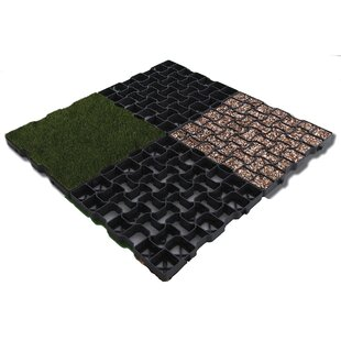 Summertown Interlocking 6 Ft. W X 4 Ft. D Base/Foundation Kit By Sol 72 Outdoor