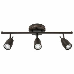 Lithonia Lighting LED 3 Head Peppermill Fixed Track Kit