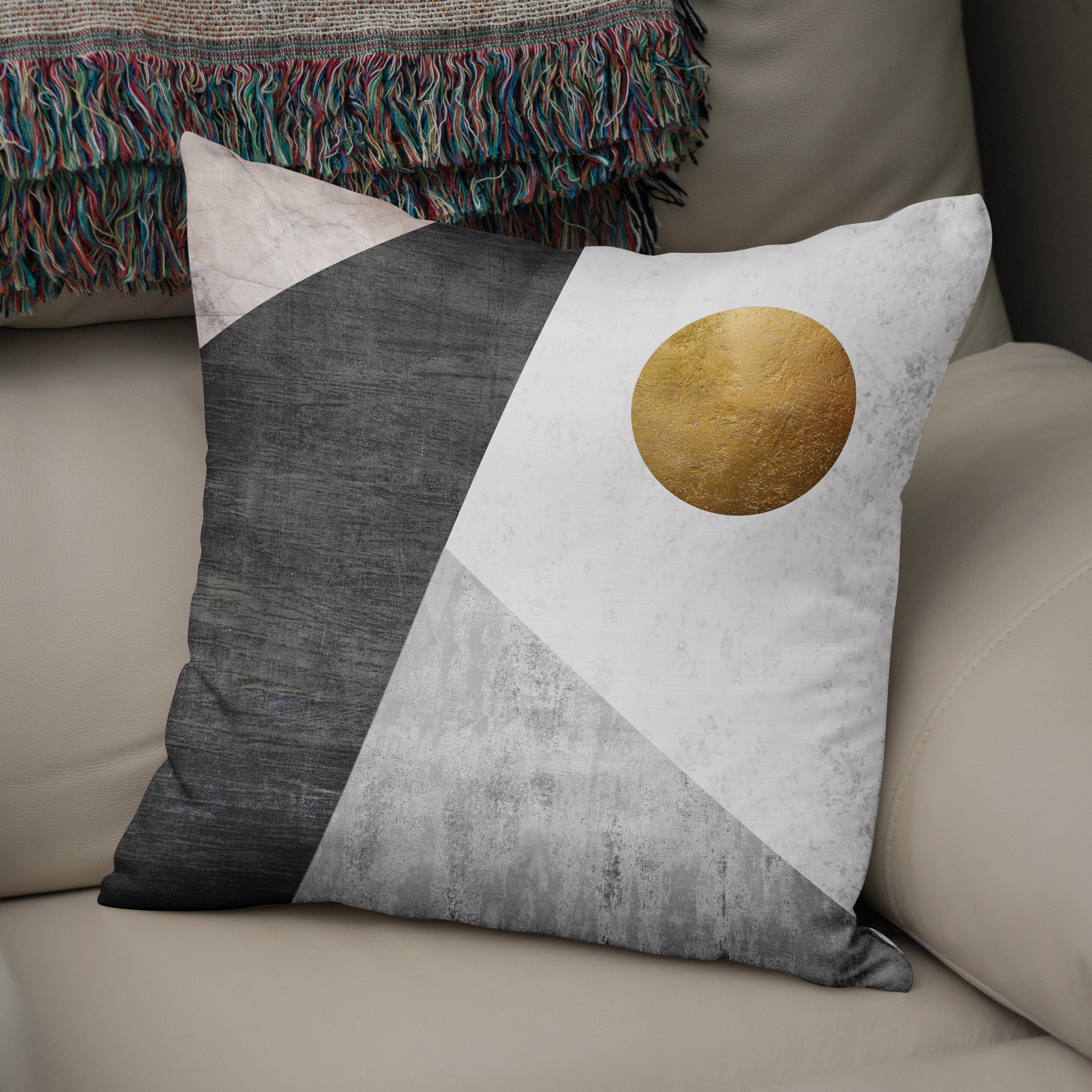 Machine Wash Mid Century Modern Throw Pillows You Ll Love In 2021 Wayfair