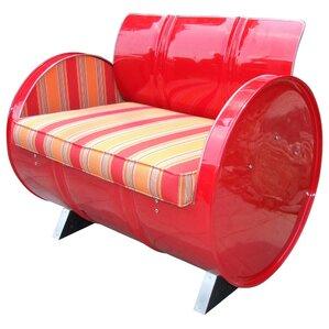 Bravada Salsa Indoor/Outdoor Armchair by Dru..