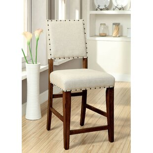 Shaniya 25 Bar Stool (Set Of 2) by One Allium Way 2019 Sale