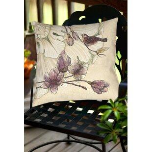 Phalangère Indoor/Outdoor Throw Pillow