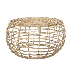 Baril Cane Coffee Table By Bloomingville