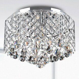 Roxana 4-Light Metal Shade..