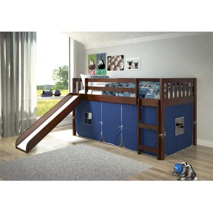 Selzer Mission Twin Low Loft Bed