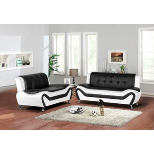 Bobo 2 Piece Living Room Set b..