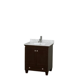 Reviews Acclaim 30 Single Bathroom Vanity Set By Wyndham Collection