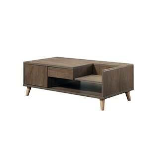 Adalyn Coffee Table With Storage By Mikado Living