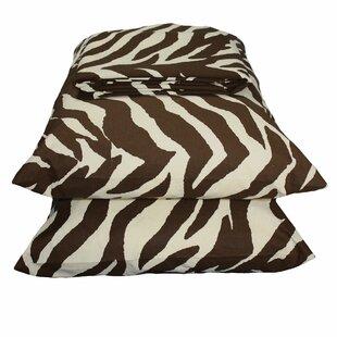 Zebra Sheet Set