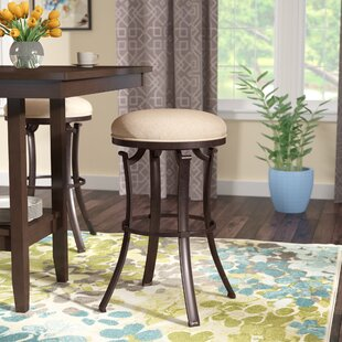 Coupon Hopeworth 30 Swivel Indoor/Outdoor Patio Bar Stool by Red Barrel Studio Reviews (2019) & Buyer's Guide